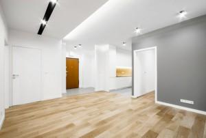 zdjęcie przedstawia rozkład pomieszczeń w mieszkaniu na sprzedaż w Warszawie