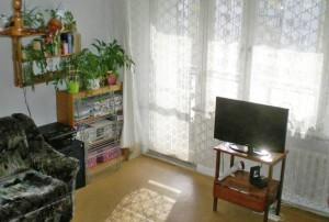 na zdjęciu urządzony salon w mieszkaniu w Warszawie