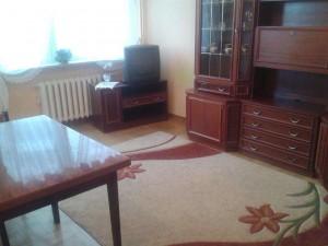 na zdjęciu salon mieszkania w Warszawie