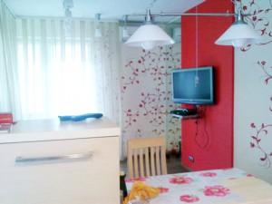 na zdjęciu mieszkanie na sprzedaż w Warszawie na Bemowie