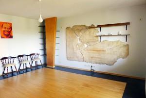 na zdjęciu wnętrze salonu mieszkania w Warszawie
