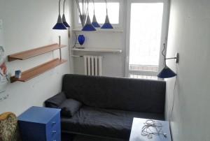 widok na salon w mieszkaniu na sprzedaż w Warszawie, Śródmieście