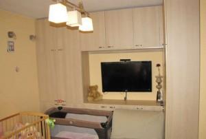 zdjęcie przedstawia wnętrze mieszkania na sprzedaż w Warszawie, dzielnica Białołęka