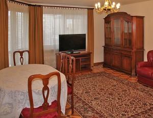 na zdjęciu mieszkanie na wynajem w Warszawie, dzielnica Wola