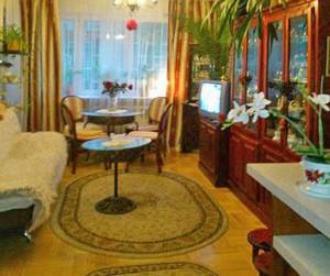 wnętrze mieszkania do sprzedaży w dzielnicy Ochota, w Warszawie