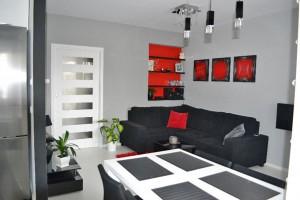 na zdjęciu mieszkanie na warszawskiej Woli do sprzedaży