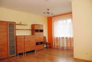 Mieszkanie do sprzedaży w Warszawie na Bemowie, widok na duży pokój