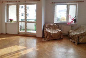 wnętrze mieszkania na sprzedaż w  Warszawie, na Ochocie