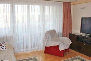 na zdjęciu duży pokój w mieszkaniu do sprzedaży w Warszawie, w dzielnicy Bielany