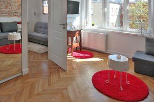 zdjęcie przedstawia środek mieszkania na sprzedaż w Warszawie, na Woli