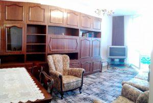 zdjęcie przedstawia duży pokój w mieszkaniu na sprzedaż w Warszawie, na Żoliborzu