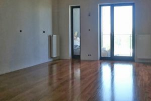 na zdjęciu wnętrze mieszkania na sprzedaż w Warszawie za 990 000 zł