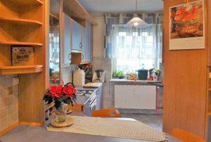 na zdjęciu wnętrze mieszkania na sprzedaż w Warszawie, dzielnica Bemowo