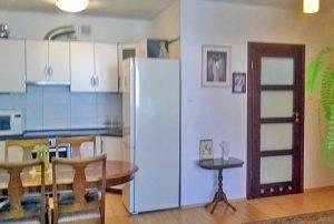 na zdjęciu fragment mieszkania na sprzedaż w Warszawie na Bemowie