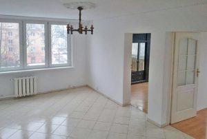wnętrze mieszkania na sprzedaż w Warszawie, w dzielnicy Wola