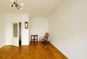 na zdjęciu wnętrze mieszkania do sprzedaży w Warszawie - Śródmieście