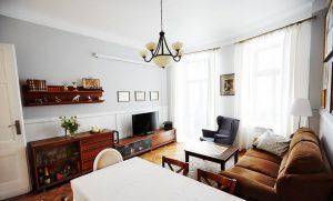 wnętrze mieszkania do sprzedaży w Warszawie, w dzielnicy Śródmieście