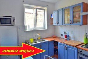 na zdjęciu wnętrze mieszkania do sprzedaży na warszawskim Bemowie