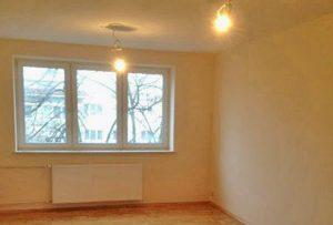 na zdjęciu fragment mieszkania do sprzedaży w Warszawie (Muranów)