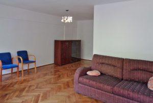 wnętrze mieszkania na sprzedaż położonego w Warszawie, w dzielnicy Wola