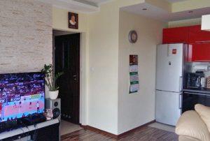 na zdjęciu wnętrze mieszkanie do sprzedaży na Bemowie w Warszawie