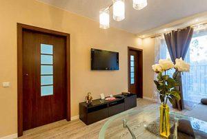 zdjęcie przedstawia wnętrze mieszkania na sprzedaż w Warszawie - Wola
