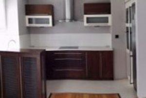 zdjęcie przedstawia aneks kuchenny w mieszkaniu na sprzedaż w Warszawie, w dzielnicy Bemowo