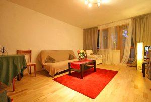 luksusowe wnętrze mieszkania do sprzedaży w Warszawie