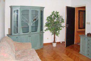 wnętrze (salon) mieszkania do sprzedaży w Warszawie