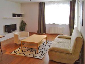 salon w mieszkaniu na sprzedaż w Warszawie na Mokotowie