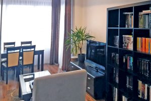 zdjęcie przedstawia wnętrze mieszkania na sprzedaż w Warszawie - Bemowo