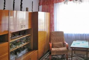 widok na salon w mieszkaniu na sprzedaż w Warszawie, w dzielnicy Ochota