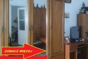 zdjęcie przedstawia salon w mieszkaniu do sprzedaży na warszawskim Bemowie