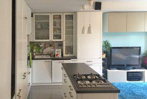 zdjęcie przedstawia wnętrze mieszkania w Warszawie do sprzedaży