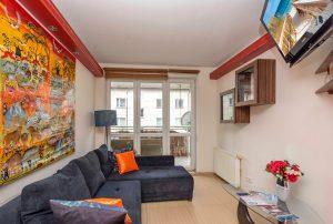 komfortowy pokój w mieszkaniu na sprzedaż Warszawa