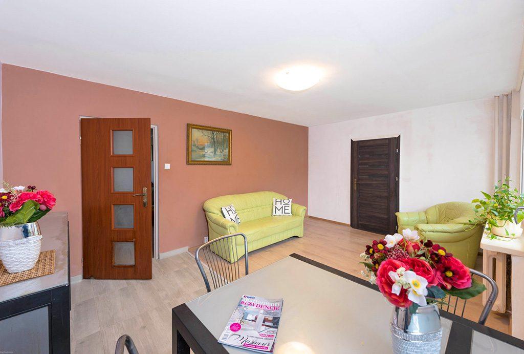 imponujący rozmachem wnętrze mieszkania do wynajęcia Warszawa Bemowo
